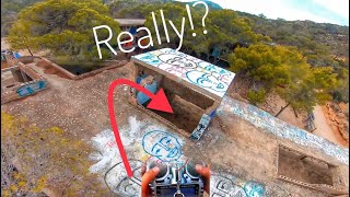 FPV DRONE PILOT Flying Abandoned Buildings!