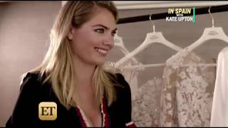 Kate Upton Says Shes Adding A Sexy Flair To Her Wedding Dress, Spills Wedding Details!