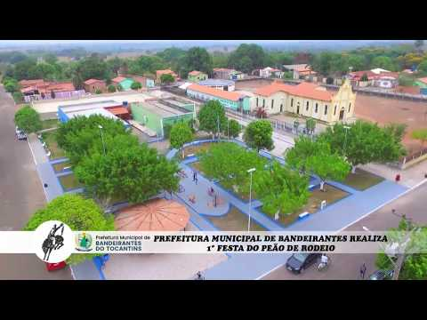 1ª FESTA DO PEÃO DE BANDEIRANTES DO TOCANTINS
