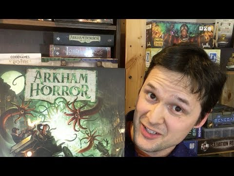 5 in Five Review - Arkham Horror (Third Edition)