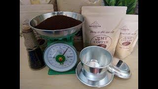 CÁCH PHA CÀ PHÊ PHIN LỚN NGON ĐỂ BÁN - MOTHERLAND COFFEE
