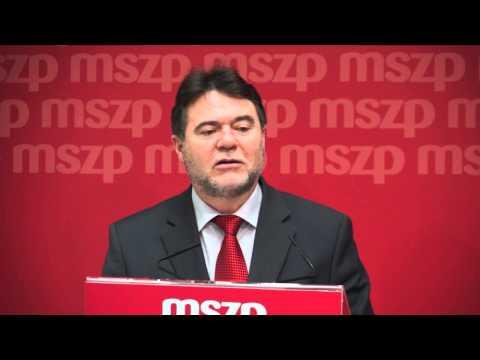 Az MSZP kedvező döntést remél a túlzottdeficit-eljárás ügyében
