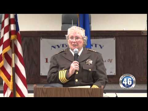 04/22/2015 Sheriff Sharon Wehrly - смотреть онлайн на Hah Life