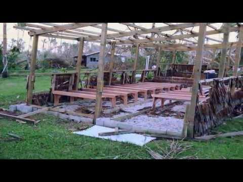 In Post-Storm Vanuatu, Mormons Quick to Rebuild