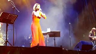 Chenoa-  El centro de mi amor. Xátiva 15/8/2017