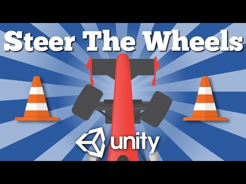 How to Create 2D Top Down Car Steering Feature for Unity Game