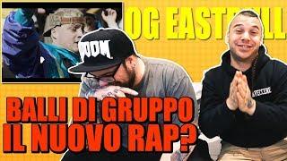 OG Eastbull   Ballo Del Blocco Feat. Achille Lauro (prod. Boss Doms)   REACTION   ARCADEBOYZ 2018