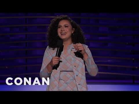 Rose Matafeo: It's A Tough Year To Be A Straight Woman - CONAN on TBS (видео)