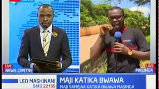 Leo Mashinani: Maji yajaa katika bwawa la Masinga