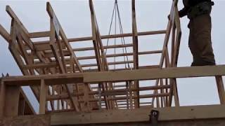 Roof truss/rafter tie down system!
