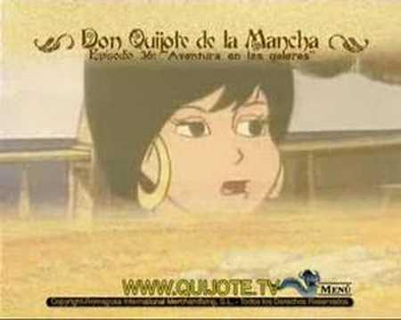 Videocuento Epis.#36 Resumen DON QUIJOTE DE LA MANCHA (1979) - QUIXOTE