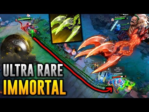 RodjER Pudge New Immortal - THE ABSCESSERATOR - Dota 2 Highlights TV