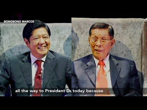 [UNTV]  Ex-Sen. Enrile, itinanggi na may libo-libong nasawi at inaresto sa ilalim ng Marcos' martial law