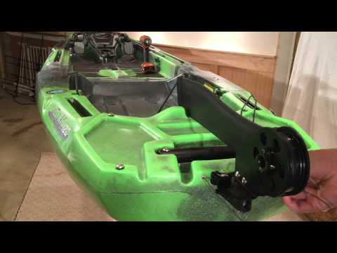 Wilderness Systems - How to Install a Rudder on the ATAK 120