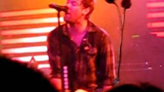 David Cook Kiss on the Neck Seattle
