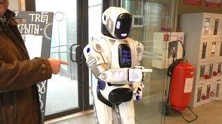 Я, Робот! Разговор Одесситов: Робот-юморист Данко, ОнЖеГога и Andre34.. Это ФАНТАСТИКА...)))
