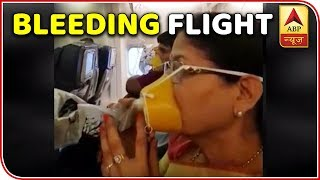 Jet Flight Returns To Mumbai With 30 Bleeding Passengers | ABP News