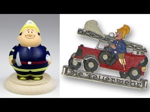 Geschenke für Feuerwehrmann - Feuerwehr | Berufe-Geschenke von DECO DIRECT®