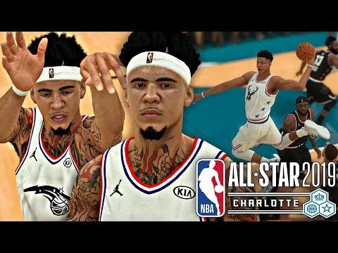 NBA 2K19 MyCAREER - 2019 All-Star Weekend! Adrian & Curry GOT BEEF!!