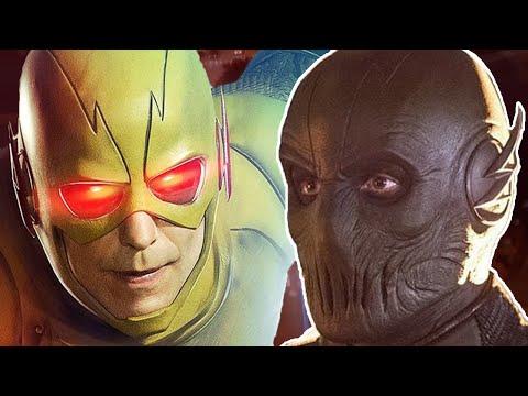 Hunter Zolomon is Zoom? - The Flash Season 2