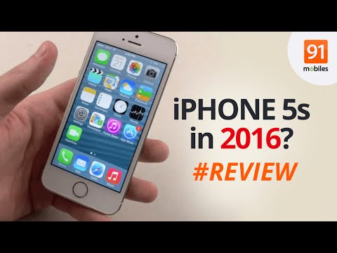 Apple iPhone 5s in 2016? [Review]: Should you buy this phone now?