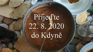 Video Gulášek Kdyně - pozvánka na 22.8.2020
