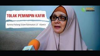 MMC News  Pemimpin Kafir Penghalang Islam Rahmatan Lil Alamin  Hj Irena Handono