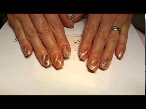 Luxbeauty - Shellac Nails / Cats Eyes