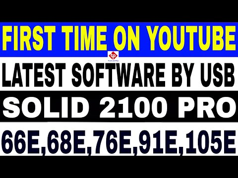 2-2-2019,Solid 2100 pro Latest Software ,Asiasat7 Autoroll
