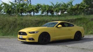 Video: Ragazzon Komplettanlage für Ford Mustang 6 EcoBoost - bestehend aus Sport-Kat, Vorschalldämpfer, Klappen-Endschalldämpfer
