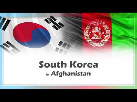 Republic of Korea in Afghanistan