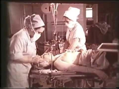 Резекция внутригрудного зоба © Resection of intrathoracic goiter