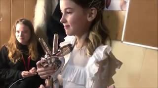 Дмитрий Monatik и Данелия Тулешова победители Голос. Діти!