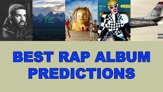Best Rap Album Nomination PREDICTIONS | 61st Annual Grammy Awards