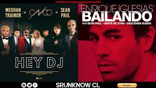 CNCO, Meghan Trainor, Enrique Iglesias, Sean Paul   Hey DJ  Bailando (Remix Mashup)
