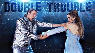 Musik-Video-Miniaturansicht zu Double Trouble Songtext von Rachel McAdams & Will Ferrell