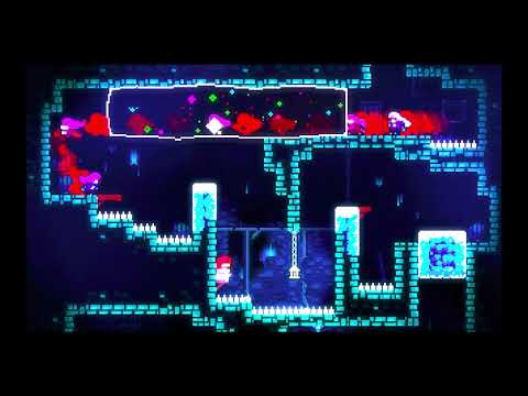 Celeste Gameplay HDR Oversaturated
