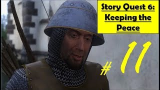 Kingdom Come Deliverance - Keeping the Peace - Join Nightingale on Patrol