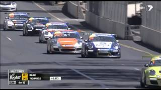 CarreraCup - Adelaide 2013 Race3 Full