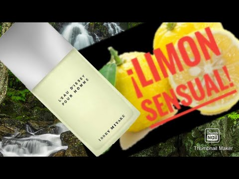 Issey Miyake L'Eau D'Issey Pour Homme Una Obra Maestra