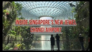 #ChangiAirport: Changi Airport Terminal 2    Singapore's New Jewel    Explore The World With Annie