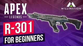 Apex Legends: R-301 for Beginners