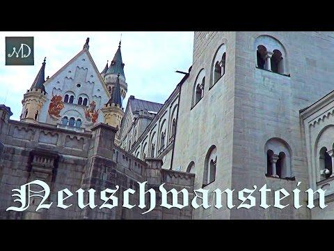Нойшванштайн, Линдерхоф, Обераммергау - достопримечательности Баварии