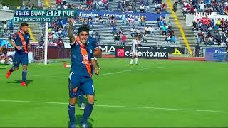 Resumen | Lobos BUAP 0 - 4 Puebla | LIGA Bancomer MX - Clausura 2019  - Jornada 12