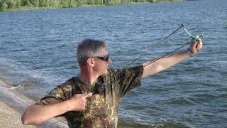 Сделать рогатку для рыбалки своими руками