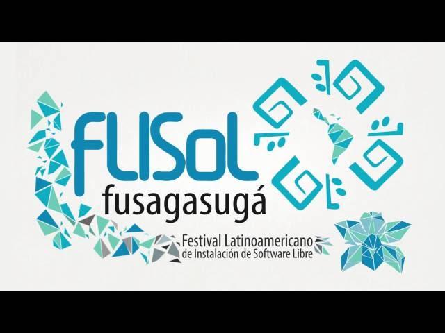 Invitación FLISoL 2016 Fusagasugá - Colombia