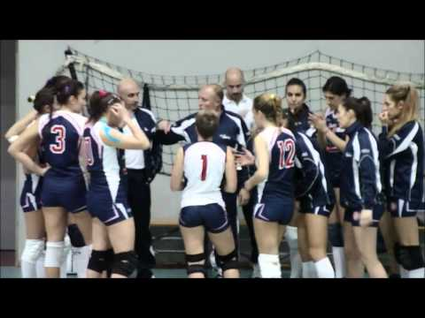 Preview video 22-12-2012 GRAMSCI POOL VOLLEY RE vs PRIMEDIL COST.SEVESO MB
