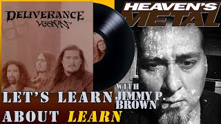 Let's Learn about LEARN with Jimmy P Brown of Deliverance