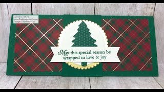 Quick Gift Idea Money or Check Holder