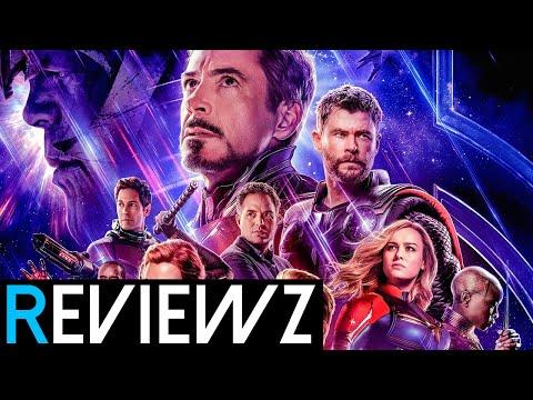 Avengers: Endgame | Danz Reviewz